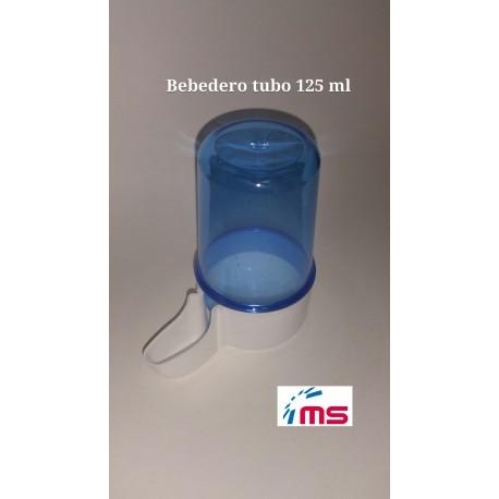 Bebedero canarios azul 125 ml Art 131