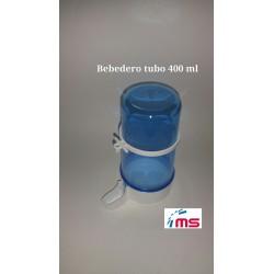 Bebedero canarios azul 400 ml Art 285
