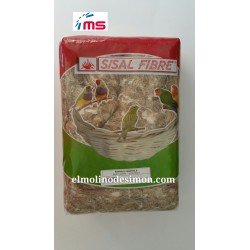 Pelo Sisal Fibre Mixto Animal-Vegetal 500 g.