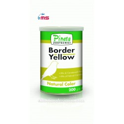 PINETA BORDER YELLOW 200 GRS