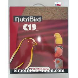 Nutribird C19 Canarios 5 kg.