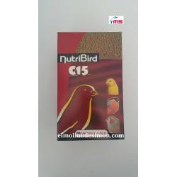 Nutribird C15 Canarios 5 kg.