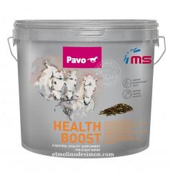 PAVO HEALTH BOOST 10 KGR
