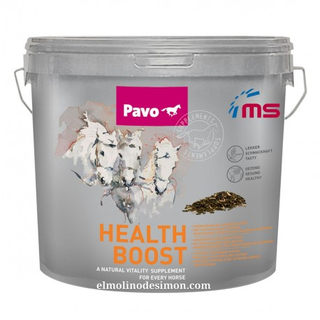 PAVO HEALTH BOOST 10 KGR