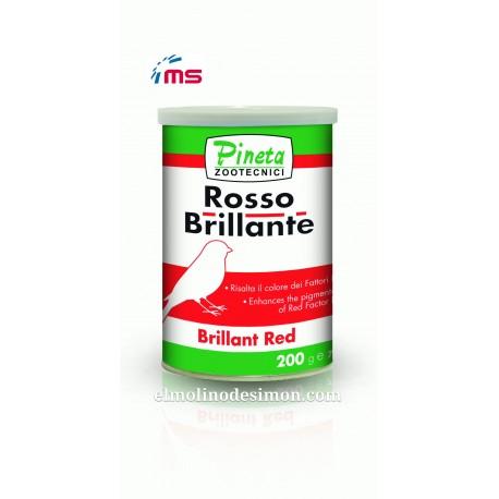 PINETA ROSSO BRILLANTE 1000 GRS