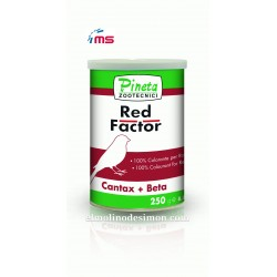 PINETA RED FACTOR 250 GRS