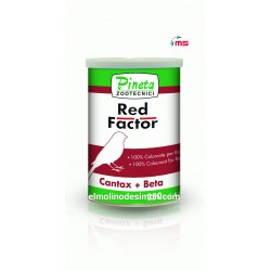 PINETA RED FACTOR  50 GRS