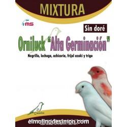 ORNILUCK MIX ALTA GERMINACION (SIN DORE) 15 KGR