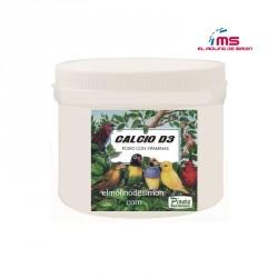 CALCIO D3 + Vitaminas 500 GRS (POLVO)