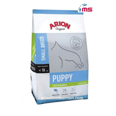 ARION ORIGINAL PUPPY SMALL CHICKEN&RICE 3 KGR