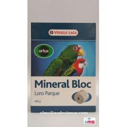Mineral Bloc Loro Parc